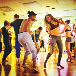 Ecstatic Dance @ SmaakPark